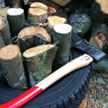 Bois sec v rifier si son bois est sec - Comment savoir si le bois de chauffage est sec ...