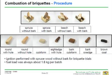 Bois ou briquette quel est le plus cologique - Comment savoir si le bois de chauffage est sec ...