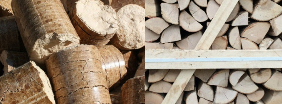 Which is cheaper - firewood or wood briquettes? | Aduro