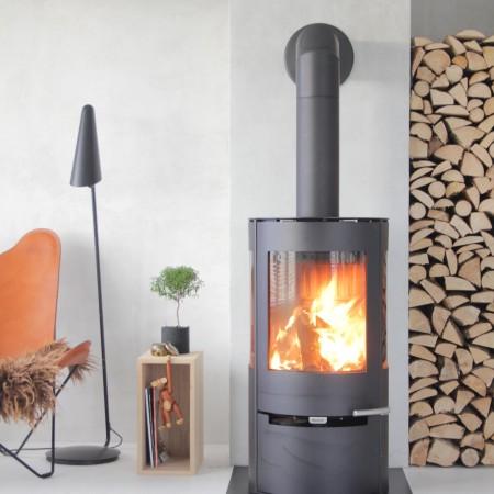 Cool Montering af brændeovn - regler du skal huske EJ47